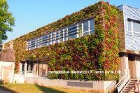 mur végétal base nautique saint laurent blangy